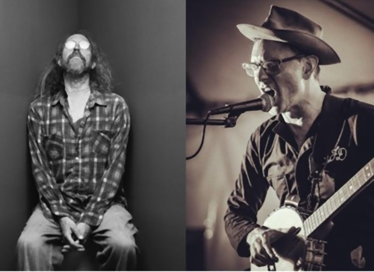 Charlie Parr, JD Wilkes + Boss Caine