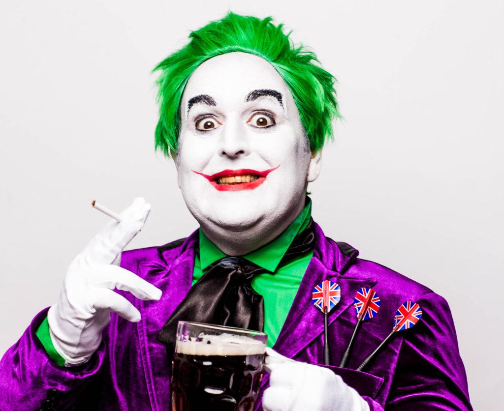 Burning Duck Comedy – Justin Moorhouse: Northern Joker – The