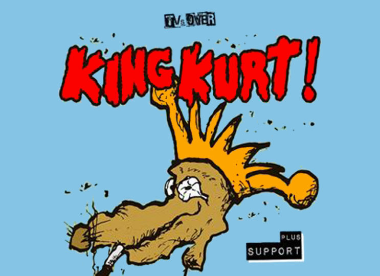 King Kurt + Snakerattlers