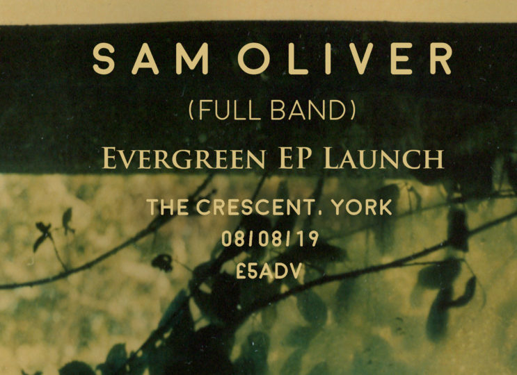 Sam Oliver 'Evergreen EP Launch', weather balloons + Fabienne Rorke