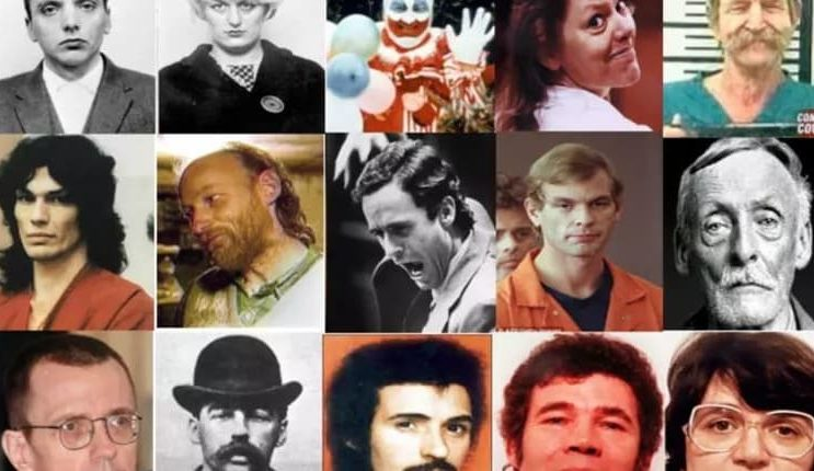 Jennifer Rees' 'The Psychology Of Serial Killers'